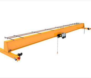 New European standard electric single girder bridge crane
