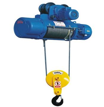 Advanced electric hoist