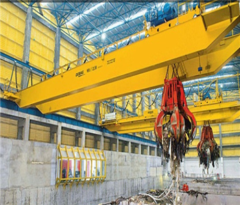 European crane -- European double beam bridge crane