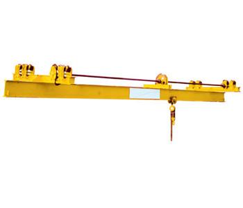 Explosion proof crane -- manual single girder suspension crane