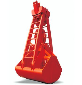 吊装设备——挖机专用液压抓斗