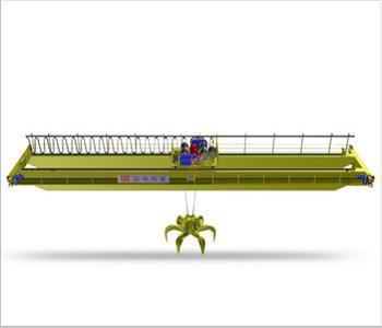 单梁桥式起重机——铸造起重机