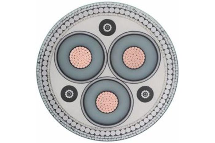三芯高压电缆