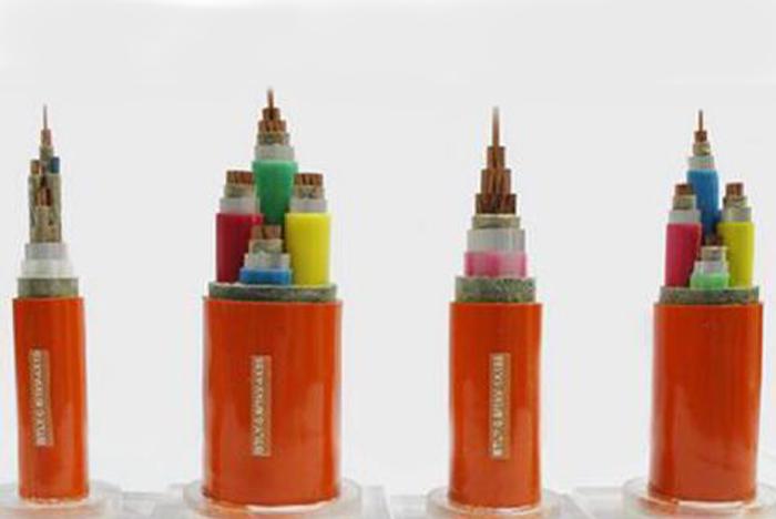 矿物柔性防火电缆
