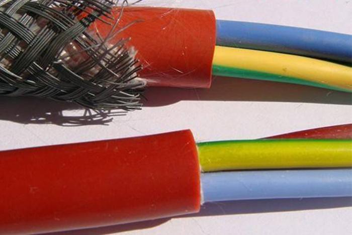 屏蔽橡胶电缆