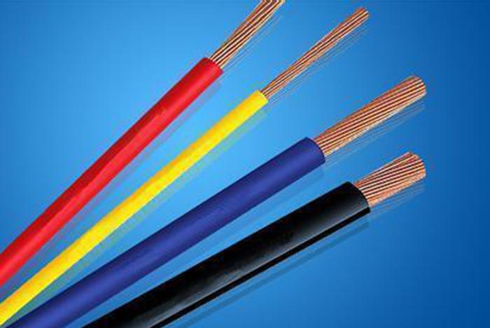 辐照交联耐火电线电缆