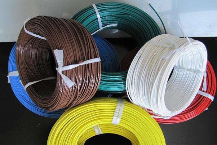 氟塑料硅橡胶电缆