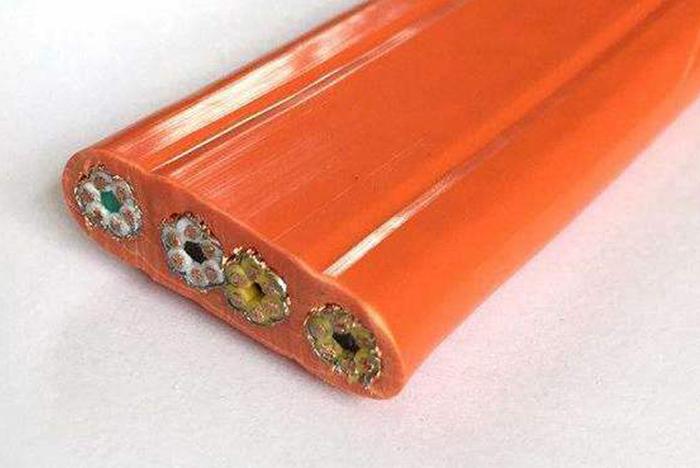 高压弹性体护套电缆