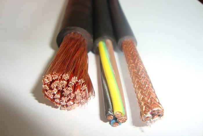 高压耐寒电缆