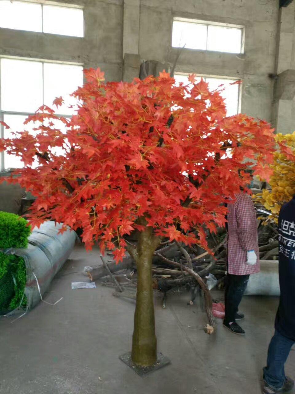 人造枫叶树