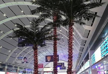 人造椰子樹