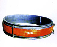 圓形織物纖維補償器