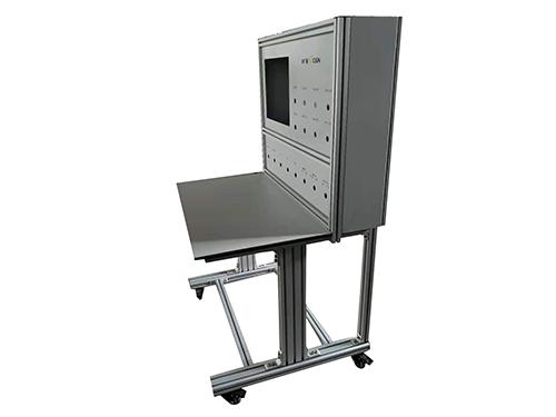铝型材电控架