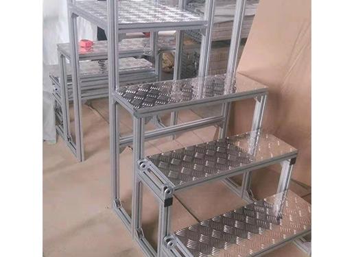 铝型材架梯