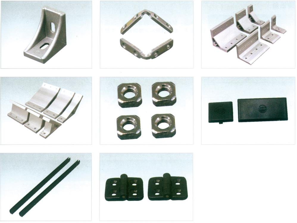 国标40系列工业铝型材