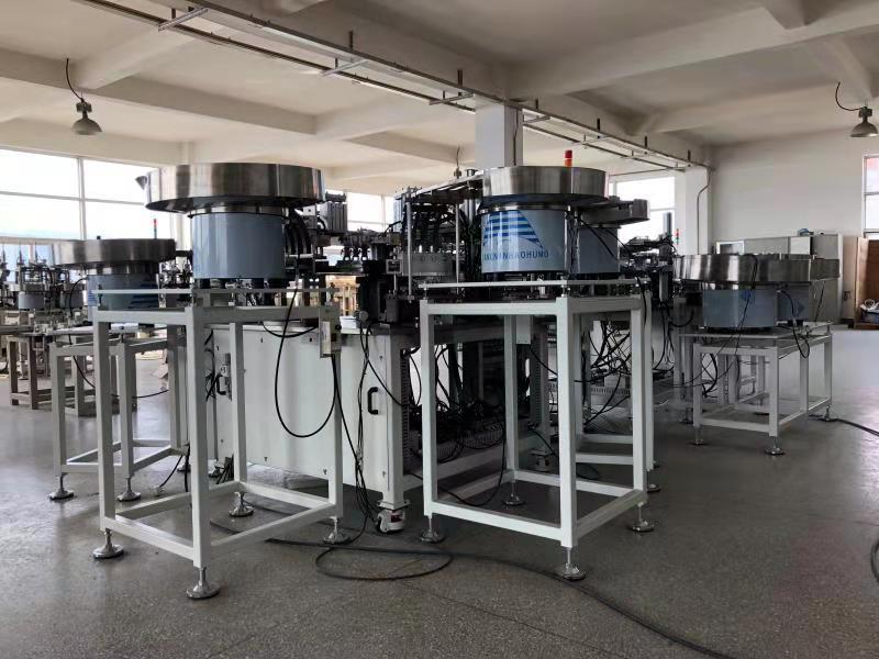 自动化组装机生产线