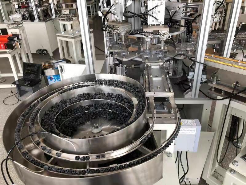自动化组装机生产线案例