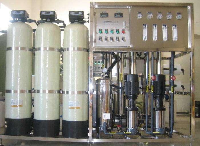 小型去离子水设备