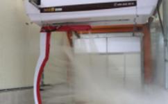 全自动洗车机的设计