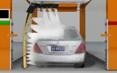 全自动洗车机的种类-挑选也是有秘诀