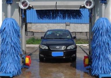自动洗车设备与人工洗车的区别