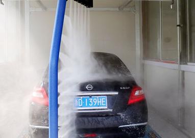 辽宁智能自动洗车机厂家