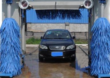 加油站全自动洗车机