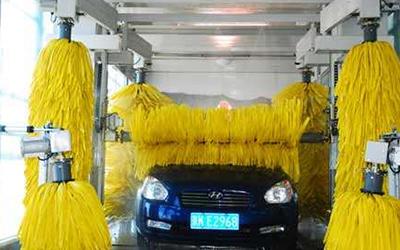 全自动洗车机为什么能占领洗车市场?