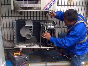 顺义空调维修-解决空调漏水问题