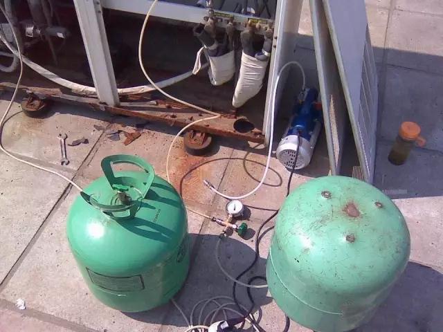 顺义空调维修空调加氟正确步骤和方法