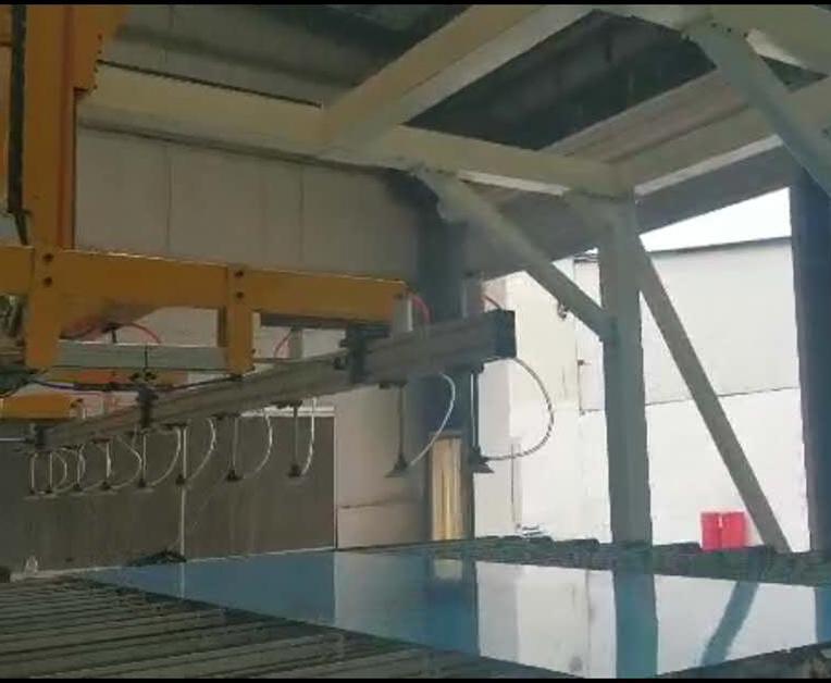 石材吸板上料机