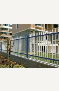 园区锌钢护栏
