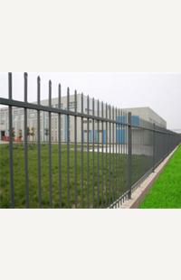 校区锌钢护栏