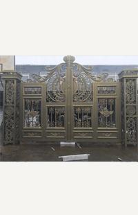 古典铝艺大门