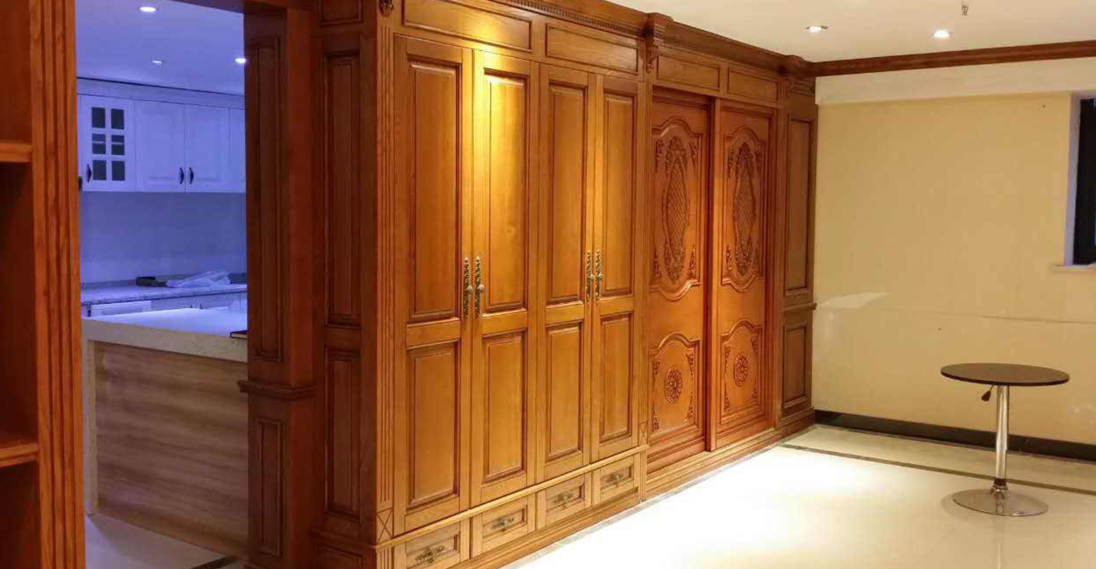 家居装修如何选购实木家具