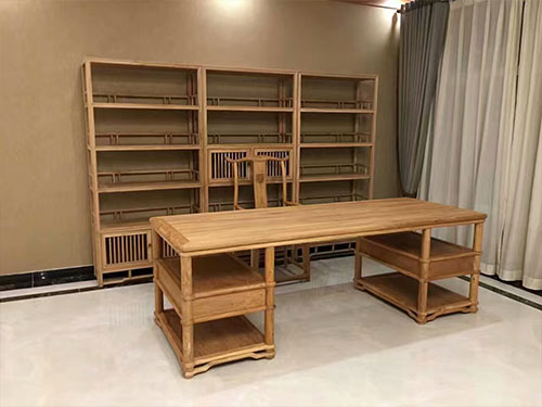 中式实木家具