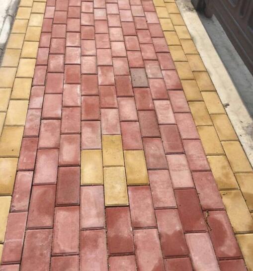 安康人行道砖