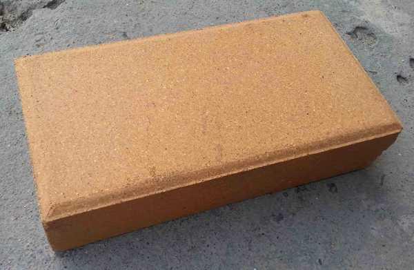 商洛咖啡色渗水砖