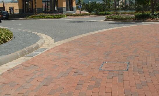 广场透水砖