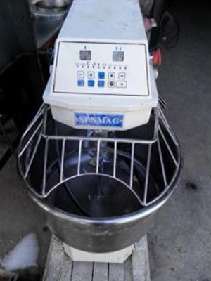 食品机器回收