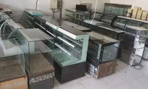 蛋糕店设备回收