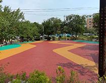 锦州透水地坪项目