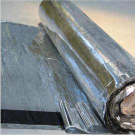 自粘聚合物改性防水卷材