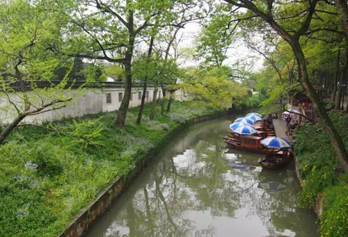 苏州旅游首选虎丘山风景区,虎丘如诗,约你如画