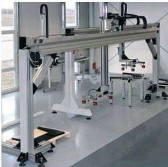 深圳机械手金具配件网关于保养自动上下料机械手的流程方法