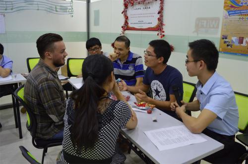 昆明泰语日常口语学习