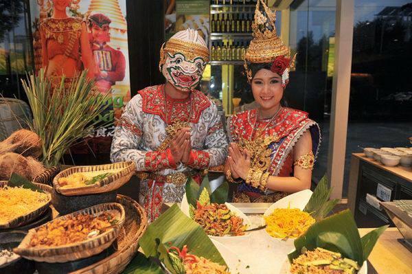 泰国有哪些美食?你吃过几个?