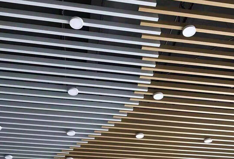 铝方通轻钢龙骨吊顶