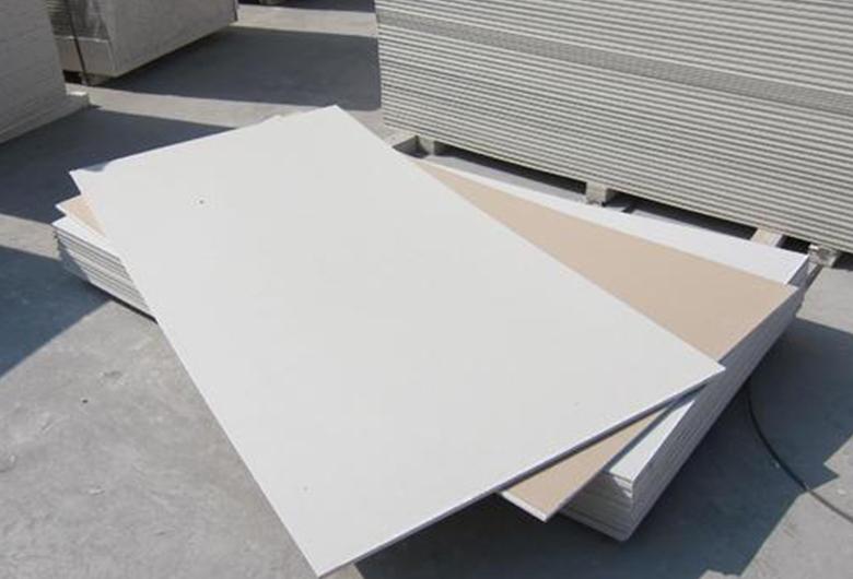 如何挑选合格的石膏板