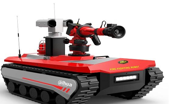 消防滅火機器人RXR-M80D-DH01